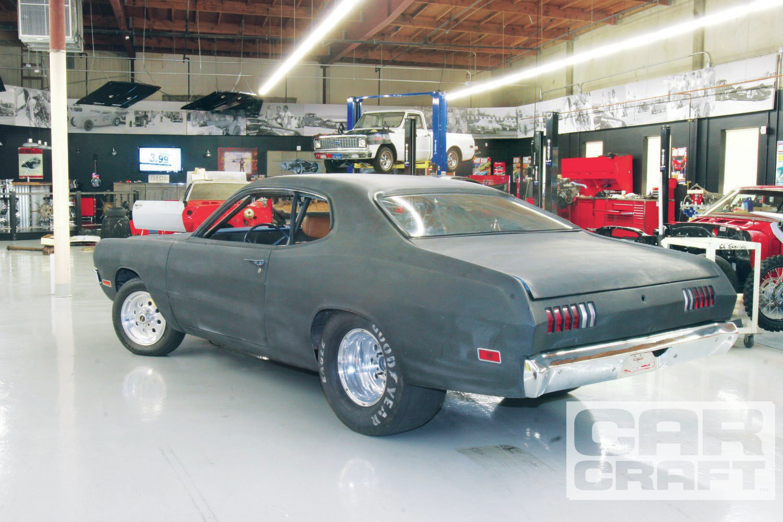 Project Garage 1971 Dodge Demon Hot Rod Network