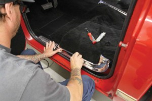 Revamping a 1985 C10 Silverado Interior with LMC Truck  Hot Rod Network