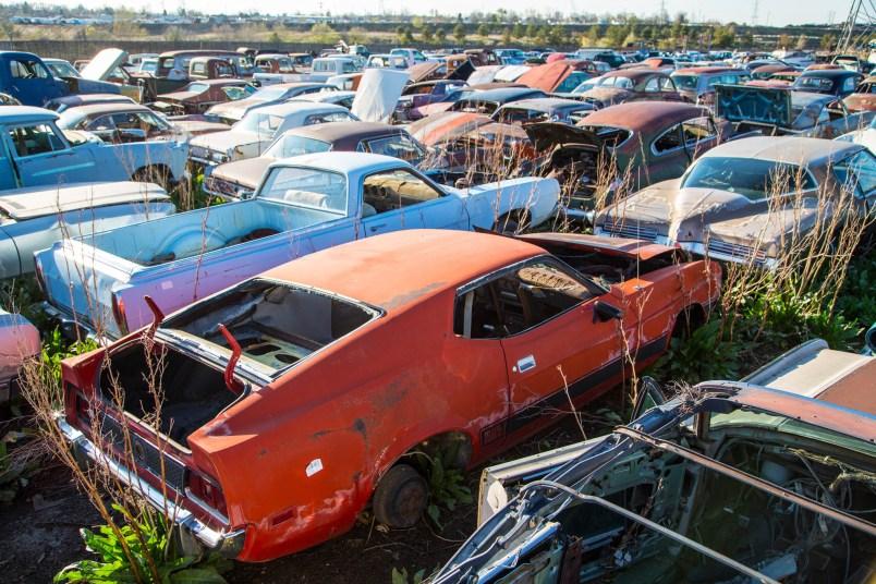 Image result for junk yard