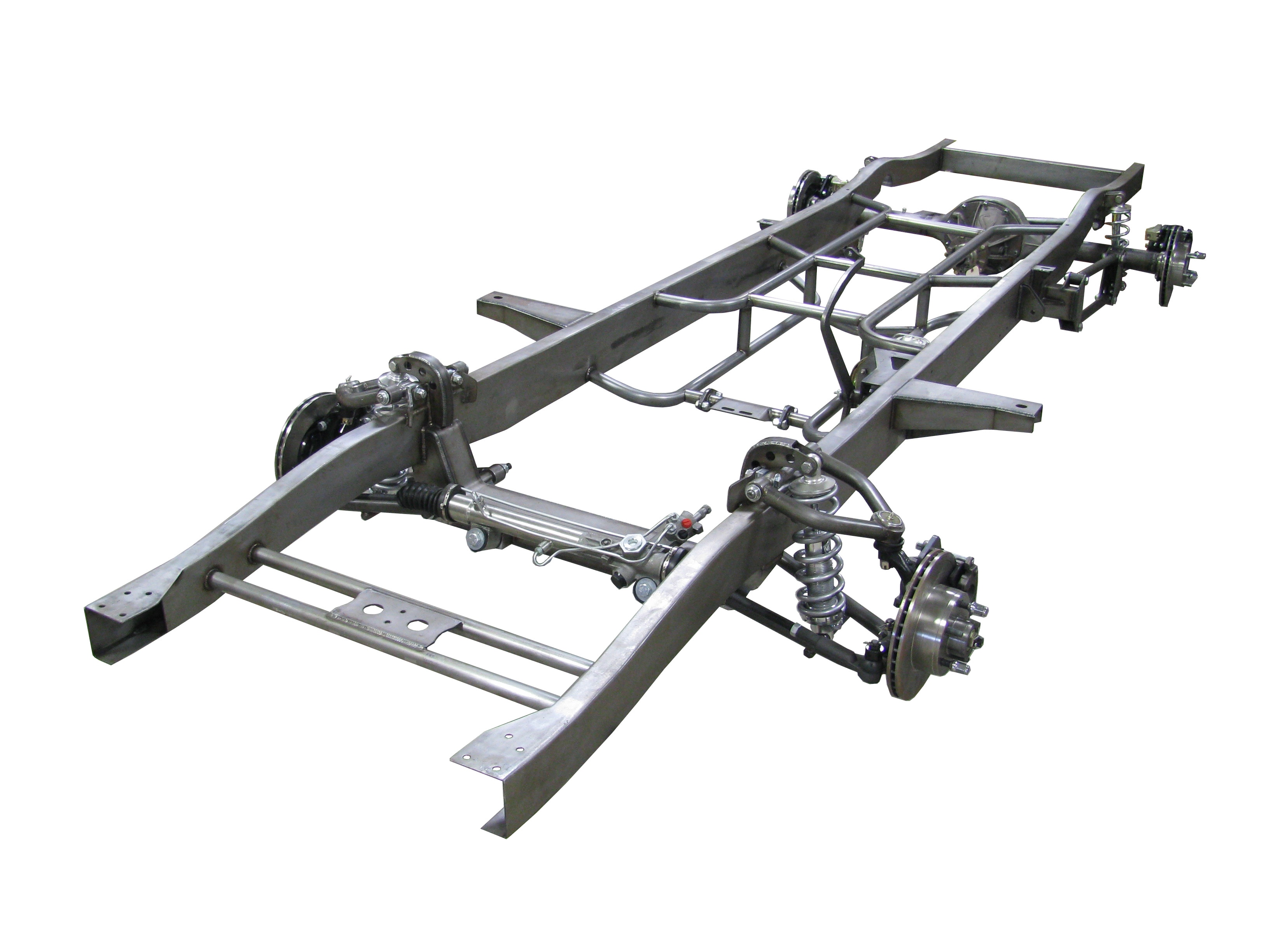 Chassis And Suspension Guide
