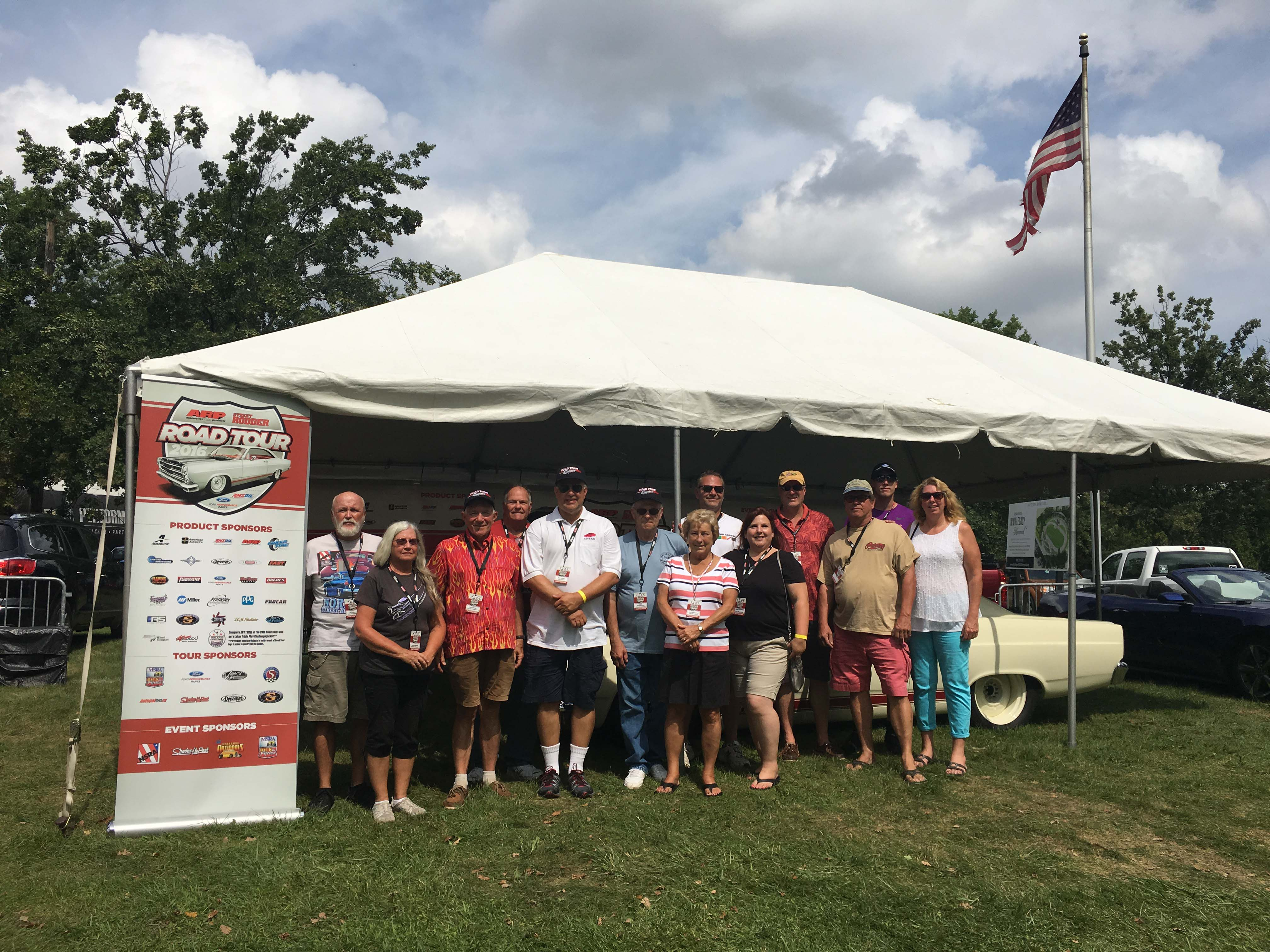 It was a fun-filled week on the Autopalooza.org Road Tour. We had a jam-packed seven days and everyone had a great time. Plan on joining us again in August as we return to Detroit and the Woodward Dream Cruise.