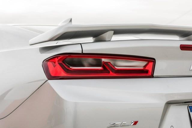 Image result for Chevrolet Camaro ZL1 650 hp full light view