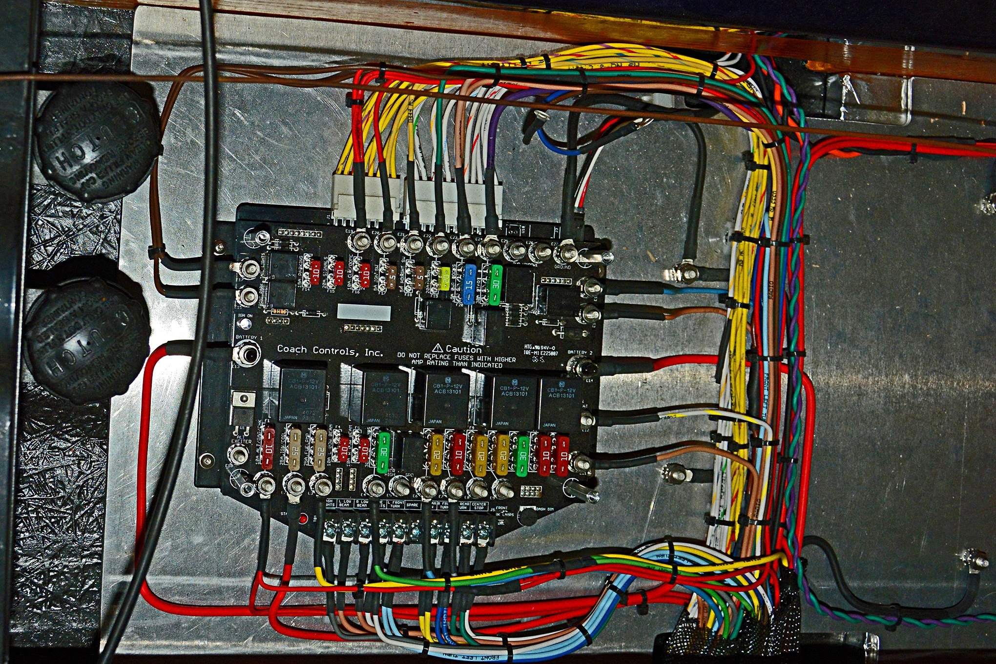 Auto Rod Control Panel Wiring Diagram Controls 3701