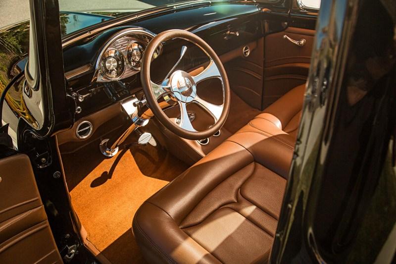 1956 Ford F 100 Interior