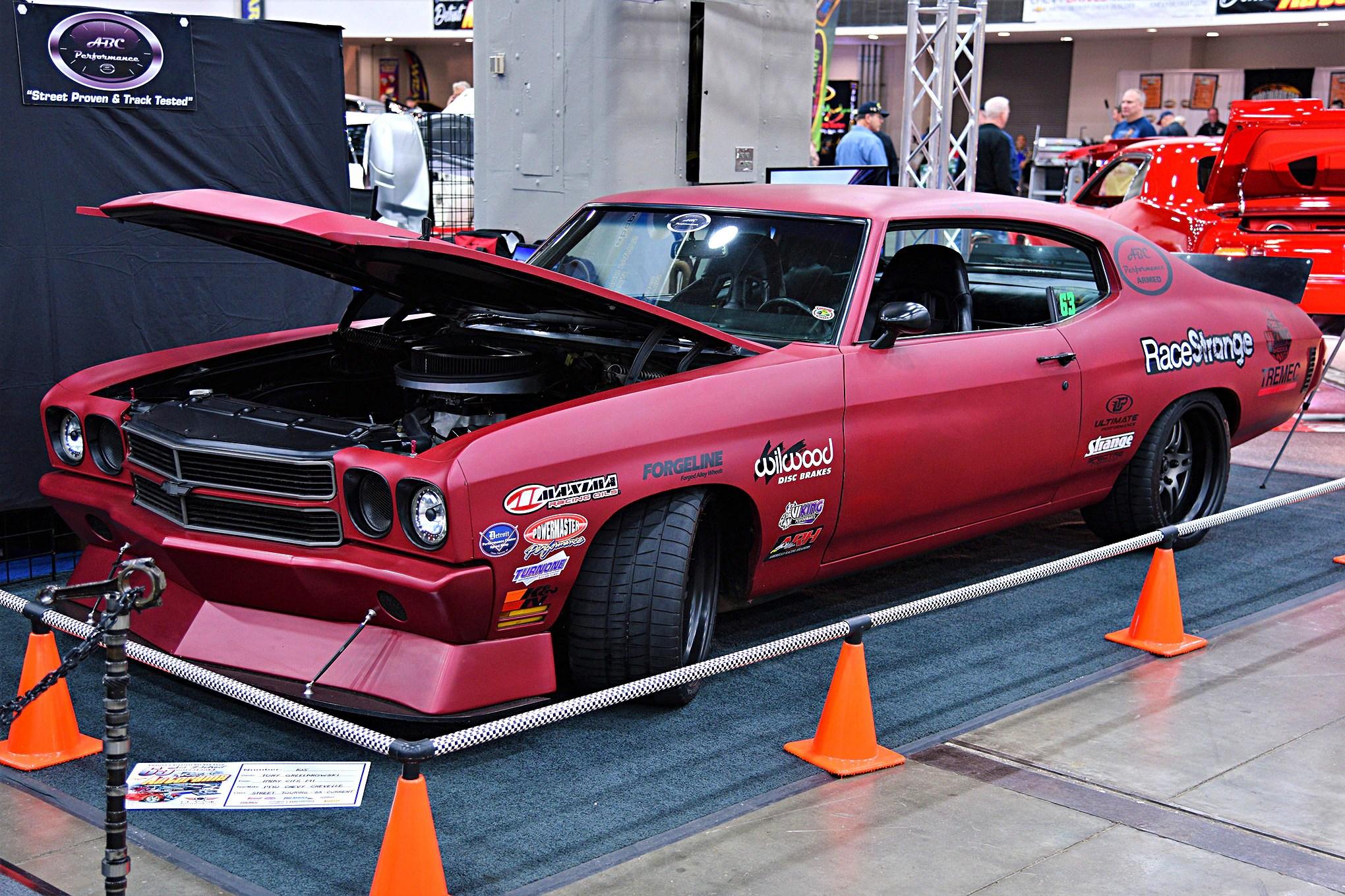 Car Craft S Top 40 Hits At Detroit Autorama