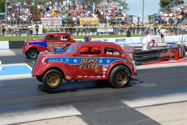 2017 Meltdown Drags: Gassers, Altereds, Rails and More ...