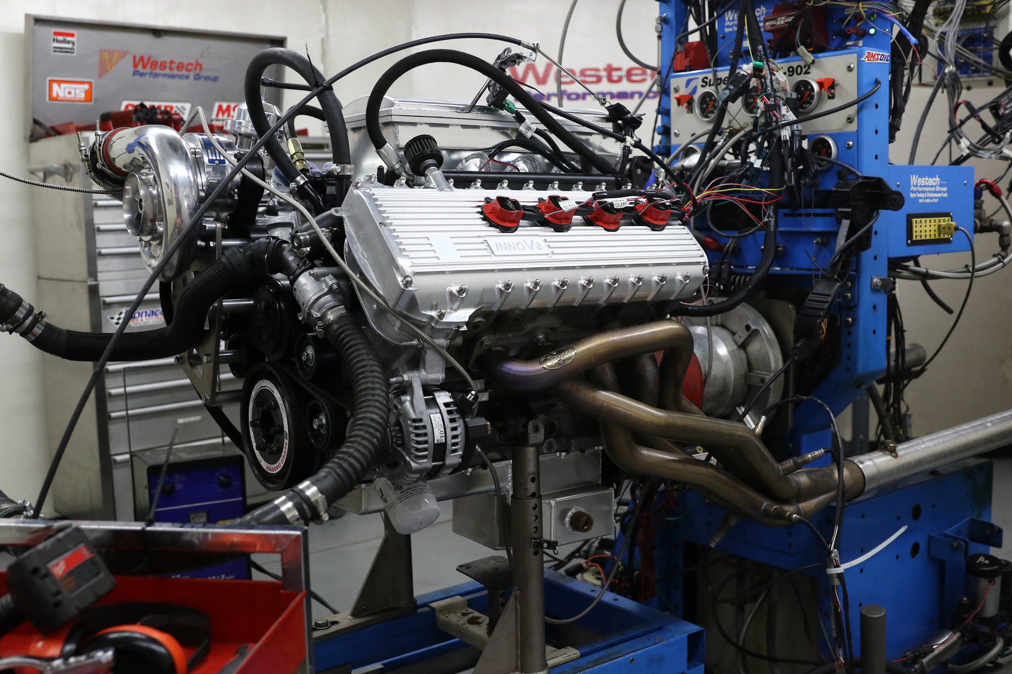 Ford Coyote Motor 78