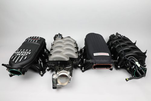 We Dyno Every Ford Coyote Intake Manifold on a Gen-3 Crate