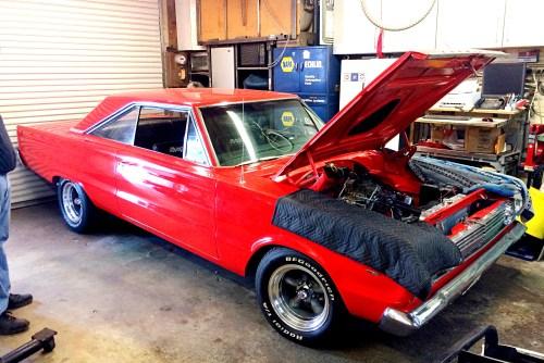 Best Carb For 383 Mopar