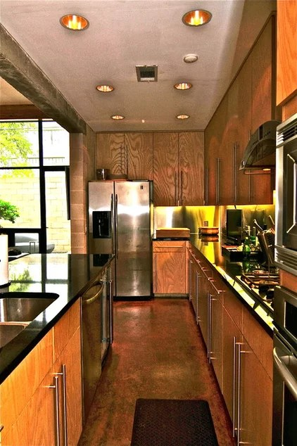 traditional kitchen by Valerie McCaskill Dickman