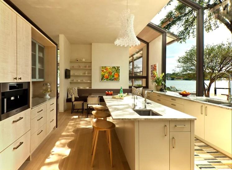 Modern Kitchen by Furman + Keil Architects