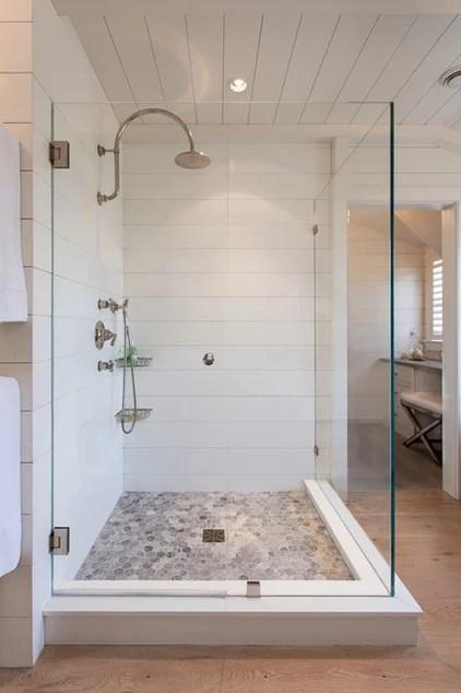 Beach Style Bathroom by Jonathan Raith Inc.