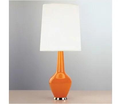 modern table lamps by Jonathan Adler
