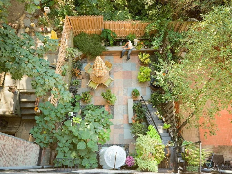 traditional patio by Tobin + Parnes Design Enterprises