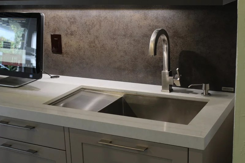 Contemporary Kitchen by Neolith California