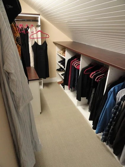 contemporary closet by Andrea Gary/Queen of Kerfuffle™