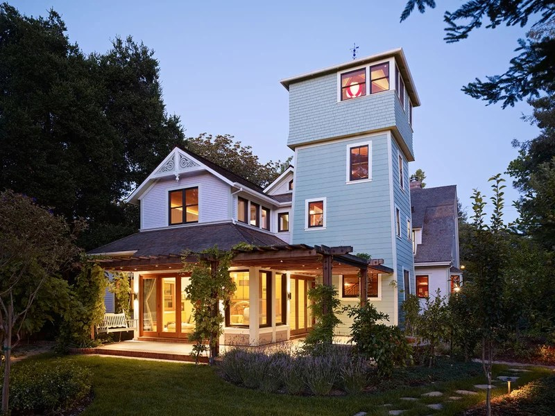 eclectic exterior by Cody Anderson Wasney Architects, Inc.