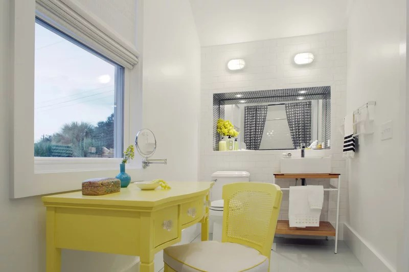 beach style bathroom by Joel Snayd