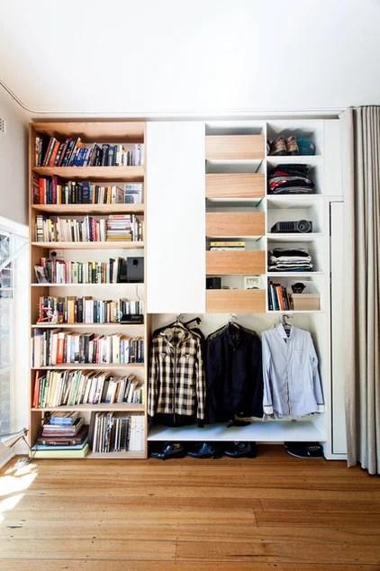 Contemporary Closet by Architecture Architecture