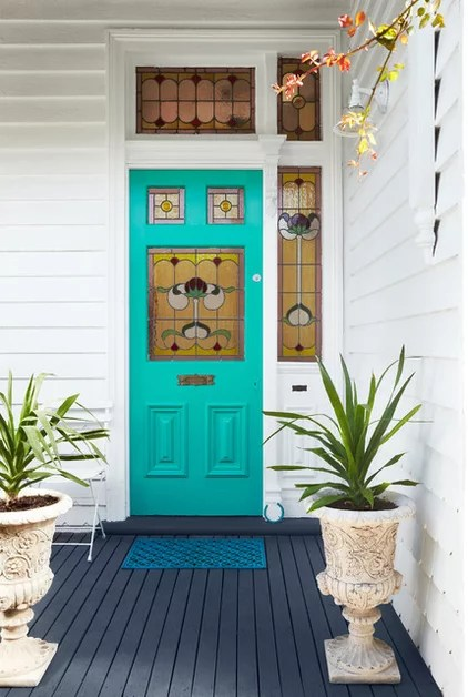 Eclectic Entry by Dulux Paint
