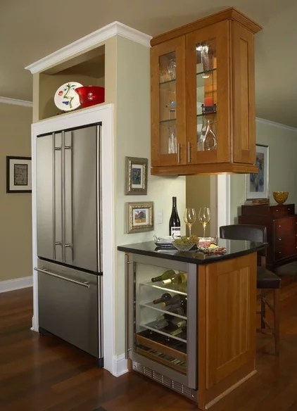 contemporary kitchen by Margeaux Interiors Inc. - Margaret Presti