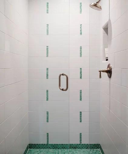 Beach Style Bathroom by Corine Maggio Natural Designs