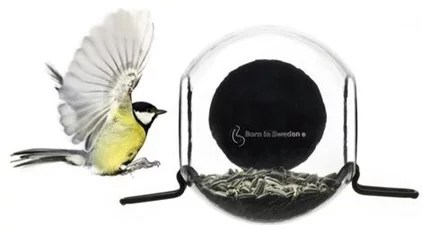 contemporary bird feeders by Scandinavian Design Center