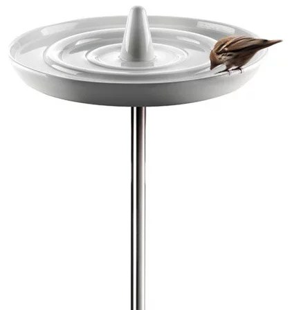 contemporary bird baths by Dotmaison