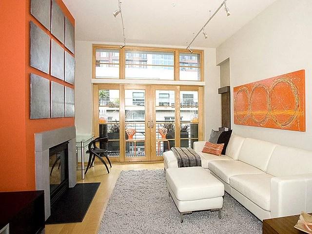 Contemporary Living Room By Pangaea Interior Design