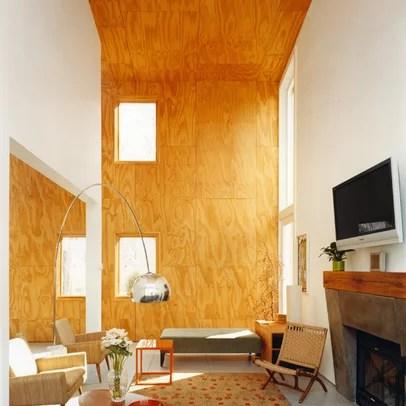 plywood-wall