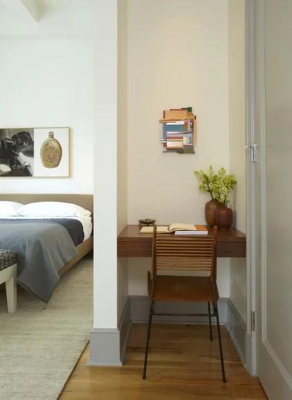 modern bedroom Modern Loft Project