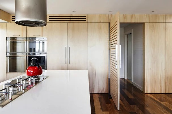 Contemporary Kitchen by Hobbs Jamieson Architecture