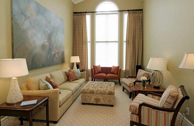 Traditional Living Room By Jennifer Brouwer (Jennifer