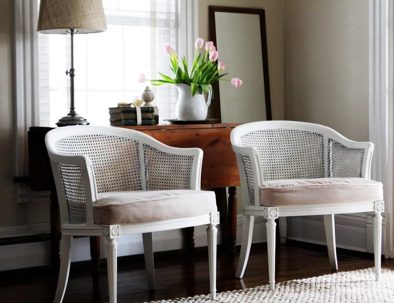 living room Chair Redo