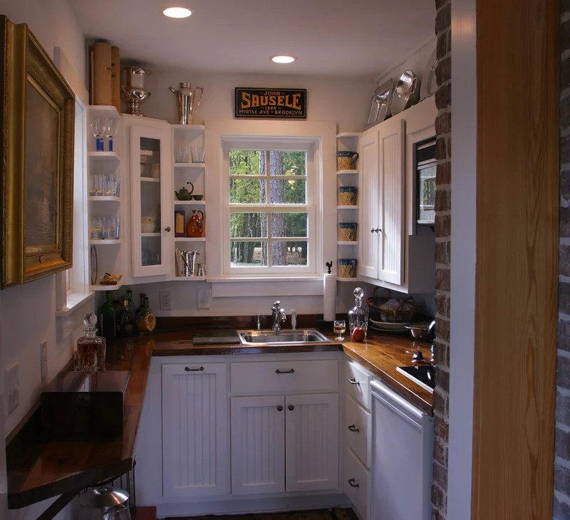 traditional kitchen by Gerald D. Cowart, AIA, LEED  AP