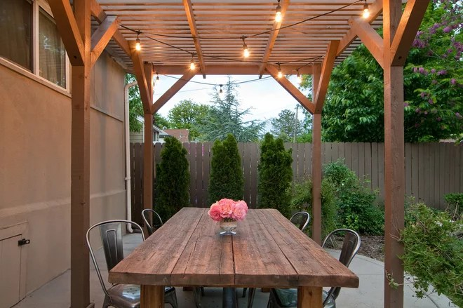 Craftsman Patio by Lucy Call