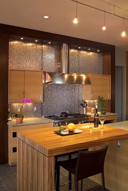 Contemporary Kitchen by Lee Tripi Design