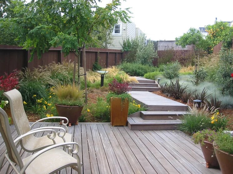 Modern Landscape by Arterra Landscape Architects