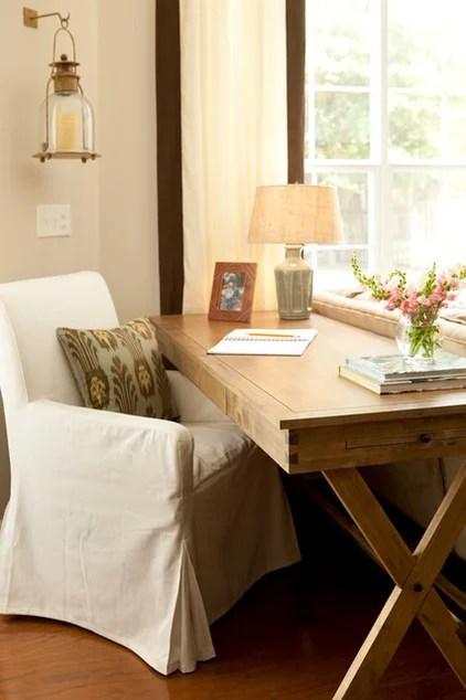 traditional family room by Lauren Leonard Interiors