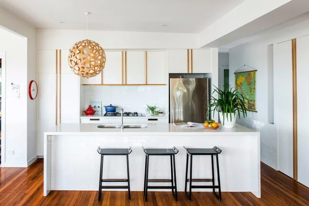 Contemporary Kitchen by CG Design Studio