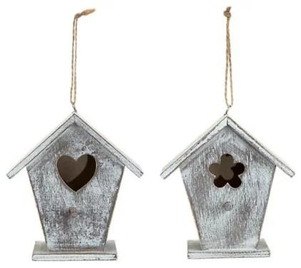 modern birdhouses by John Lewis