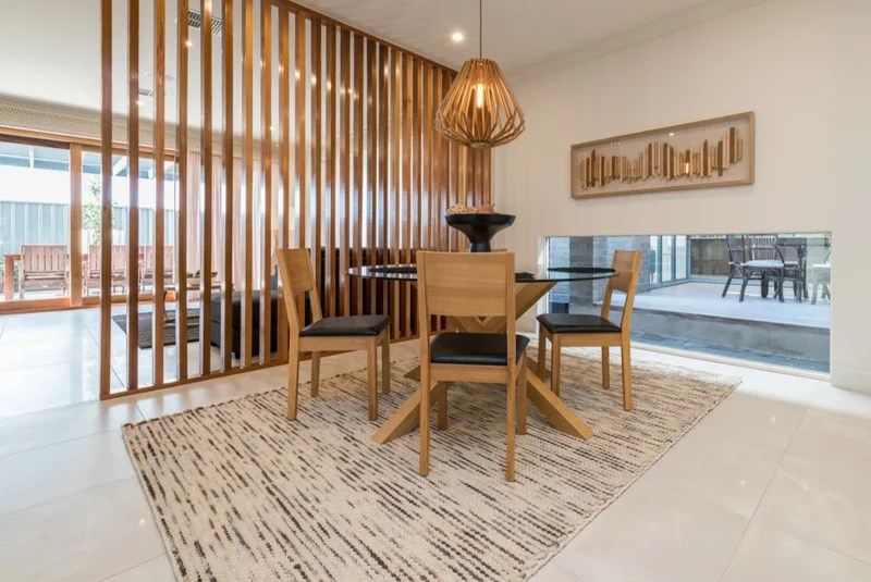 Modern Dining Room by MDR Design