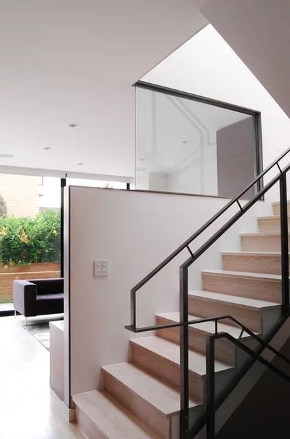 Modern Staircase by MAK Studio