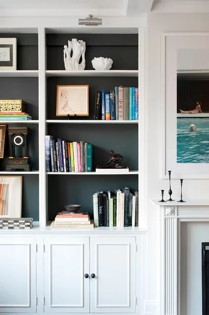 transitional  by Katie Lydon Interiors