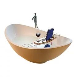 Umbra Umbra Aquala Bathtub Caddy Bamboo With Built In