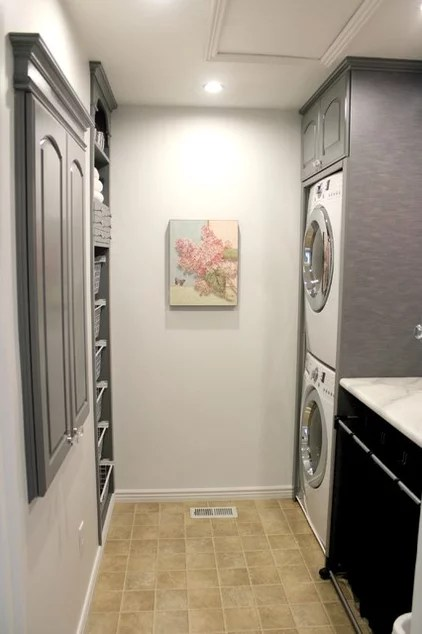 See an Amazing $400 Laundry Room Remodel for a Family of 8 on Amazing Laundry Rooms  id=62832