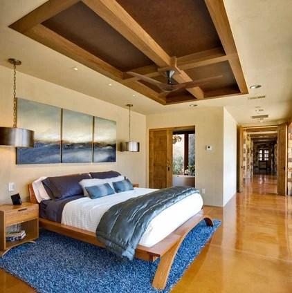 contemporary bedroom by Environmental Dynamics, Inc.
