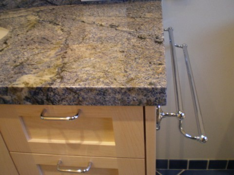 The Granite Gurus: FAQ Friday: What granite would go with ... on What Granite Goes With Maple Cabinets  id=70877