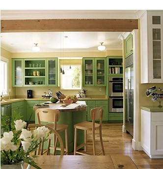 Ana Williamson Architect-Princeton Road traditional kitchen