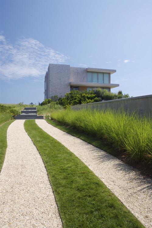 modern exterior by Frederick Stelle
